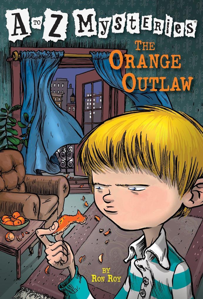The Orange Outlaw als Taschenbuch