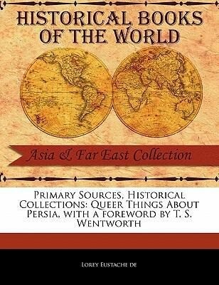 Queer Things about Persia als Taschenbuch