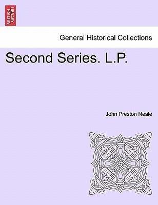 Second Series. L.P. Vol. III. Second Series. als Taschenbuch