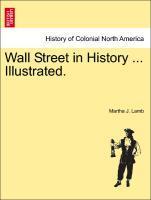 Wall Street in History ... Illustrated. als Taschenbuch
