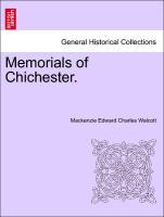 Memorials of Chichester. als Taschenbuch