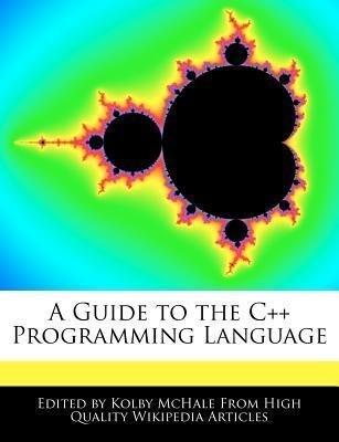A Guide to the C++ Programming Language als Taschenbuch