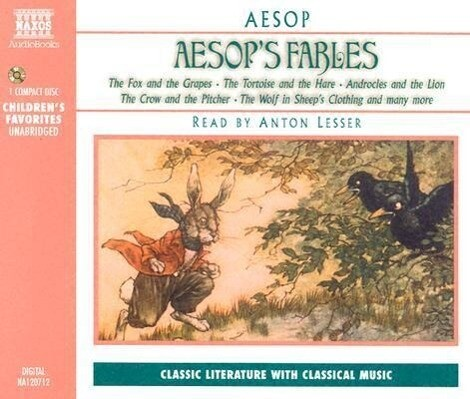 Aesop's Fables als Hörbuch