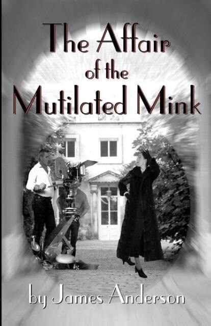 The Affair of the Mutilated Mink: An Inspector Wilkins Mystery als Taschenbuch