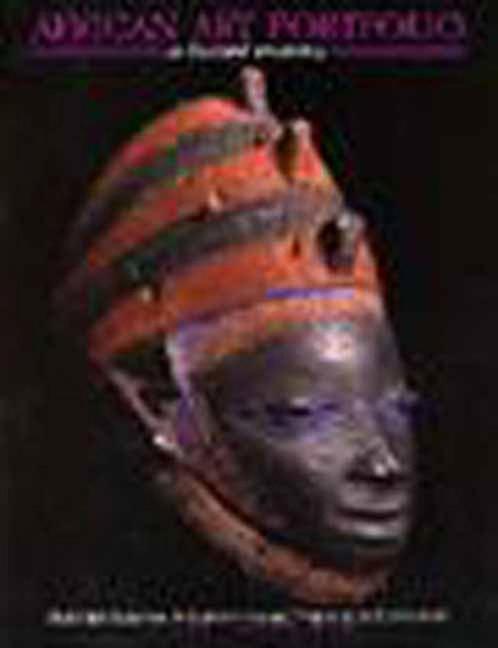 African Art Portfolio: An Illustrated Introduction: Masterpieces from the Eleventh to the Twentieth Centuries/Book and Portfolio als Taschenbuch