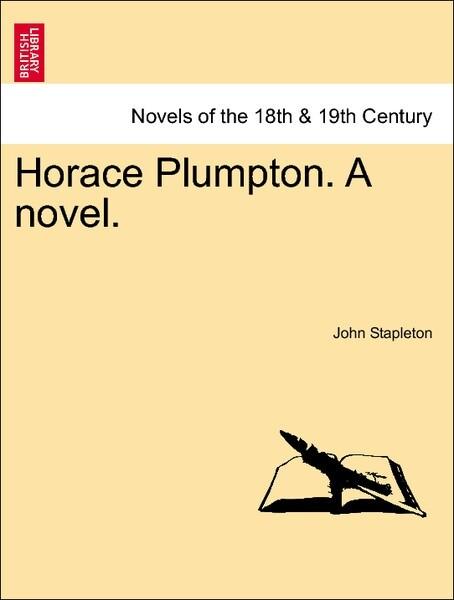 Horace Plumpton, vol. II als Taschenbuch