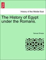 The History of Egypt under the Romans. als Taschenbuch