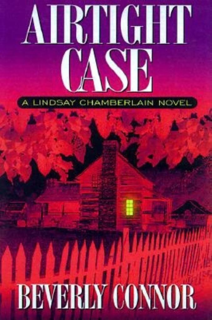 Airtight Case als Buch