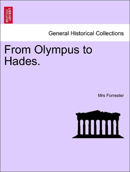 From Olympus to Hades. VOL. I als Taschenbuch