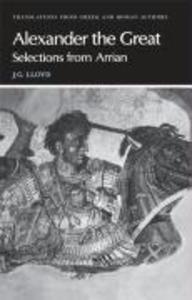 Arrian: Alexander the Great als Buch