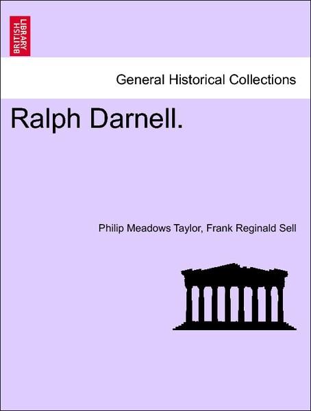 Ralph Darnell. Vol. II. als Taschenbuch