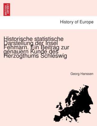 Historische statistische Darstellung der Insel ...