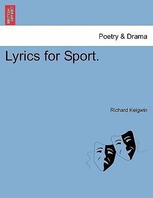 Lyrics for Sport. als Taschenbuch von Richard K...