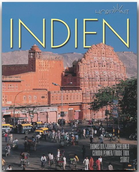 Indien als Buch von Claudia Penner, Trudie Trox...