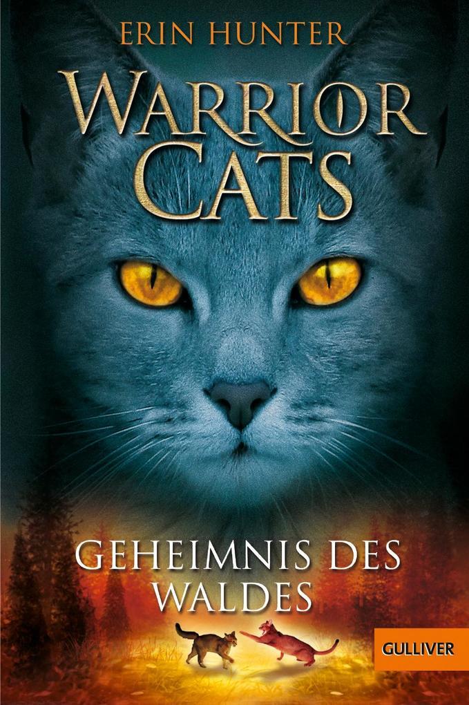Warrior Cats Staffel 1/03. Geheimnis des Waldes als Taschenbuch