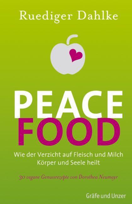 Peace Food als Buch
