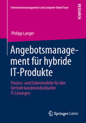 Angebotsmanagement für hybride IT-Produkte