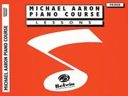 Michael Aaron Piano Course Lessons: Primer