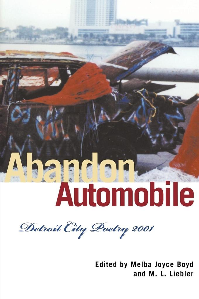 Abandon Automobile als Taschenbuch