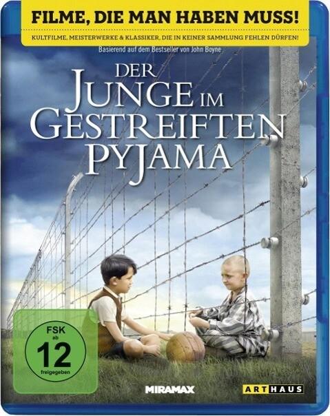 Der Junge im gestreiften Pyjama als Blu-ray