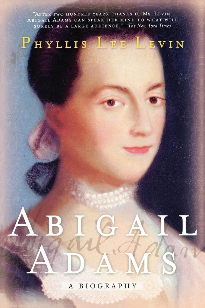 Abigail Adams als Taschenbuch