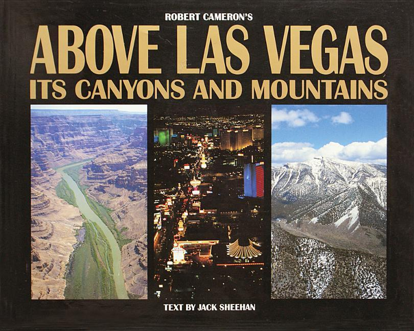 Above Las Vegas als Buch