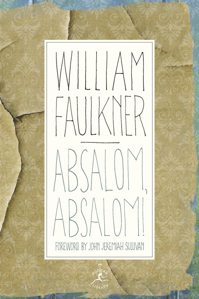 Absalom, Absalom! als Buch