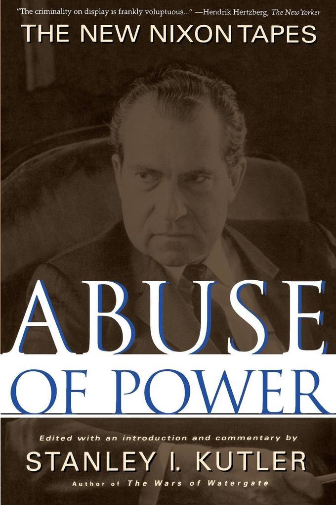 Abuse of Power als Taschenbuch