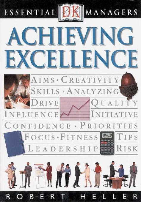 DK Essential Managers: Achieving Excellence als Taschenbuch