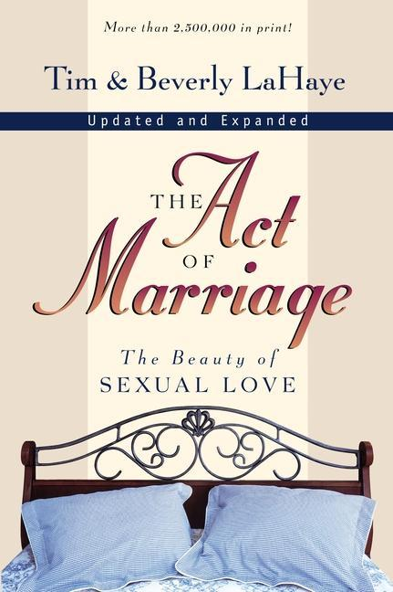 The Act of Marriage als Taschenbuch
