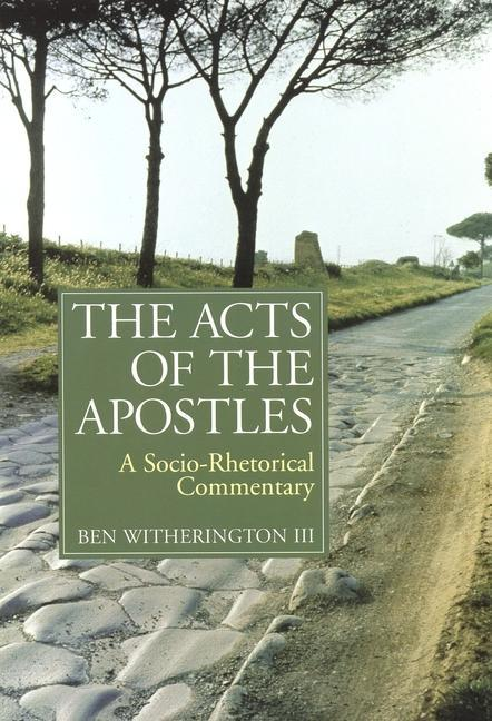 The Acts of the Apostles als Buch