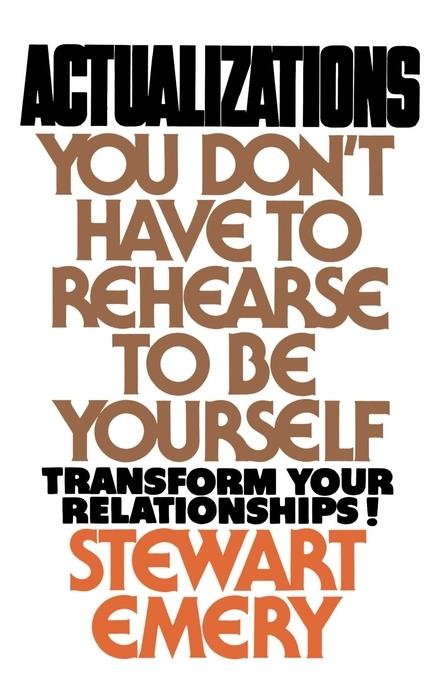 Actualizations: You Don't Have to Rehearse to Be Yourself als Taschenbuch