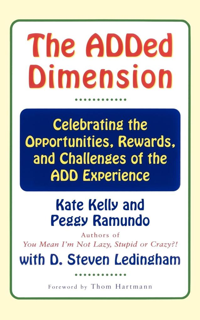 The Added Dimension als Taschenbuch