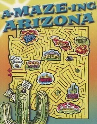 A-Maze-Ing Arizona als Taschenbuch