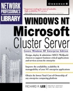 Windows NT Microsoft Cluster Server als eBook D...