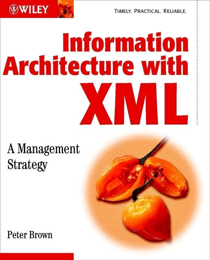 Information Architecture with XML als eBook Dow...