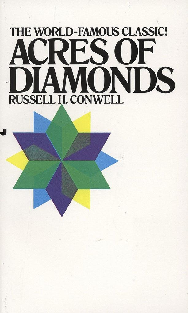 Acres of Diamonds als Taschenbuch