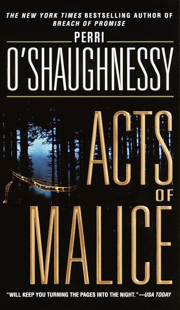 Acts of Malice als Taschenbuch