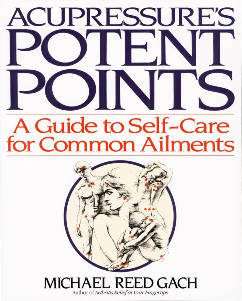 Acupressure's Potent Points als Taschenbuch