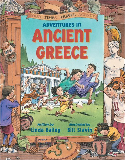 Adventures in Ancient Greece als Taschenbuch