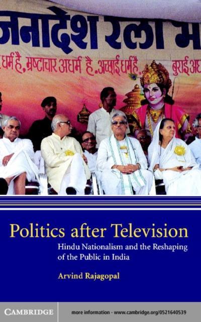 Politics after Television als eBook Download vo...