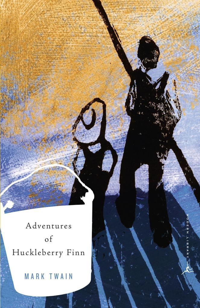 Mod Lib Adventures Huckleberry Finn als Taschenbuch