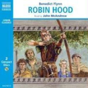 Robin Hood als Hörbuch