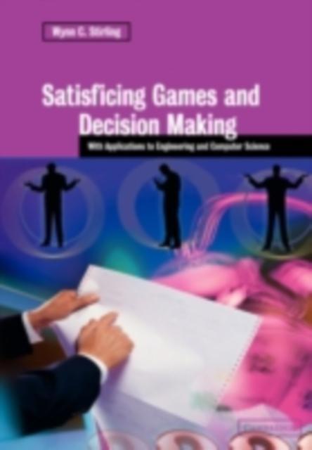 Satisficing Games and Decision Making als eBook...