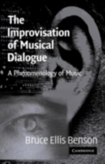 Improvisation of Musical Dialogue als eBook Dow...