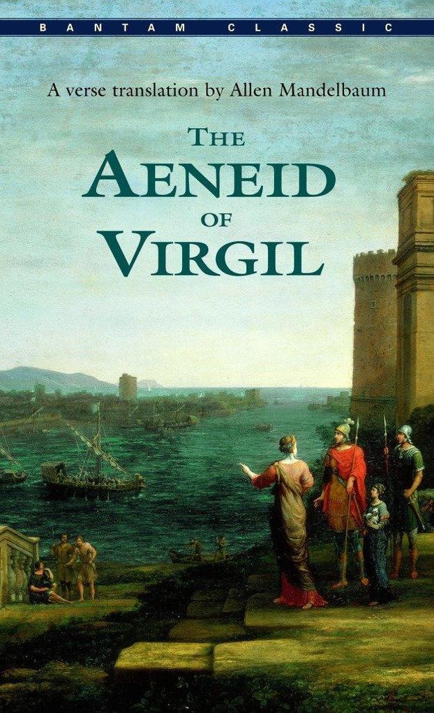 The Aeneid of Virgil als Taschenbuch