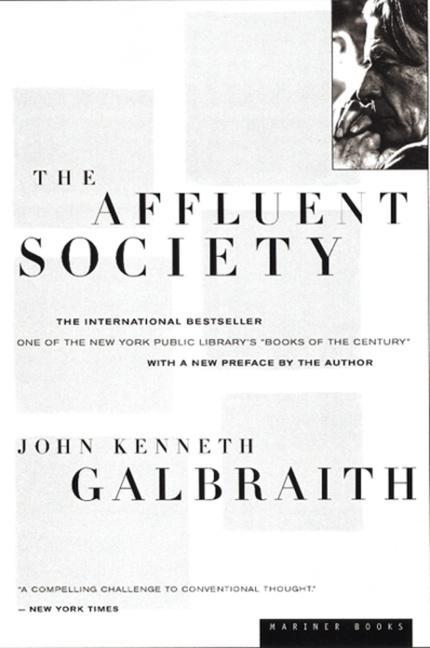 The Affluent Society als Taschenbuch