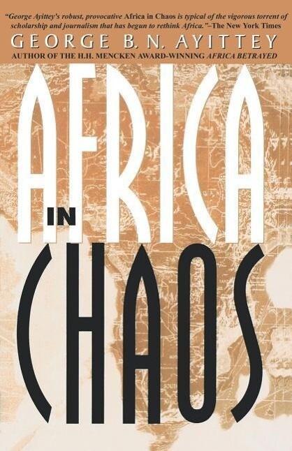 Africa in Chaos als Taschenbuch