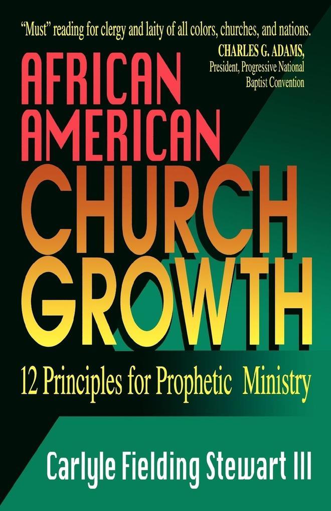 African American Church Growth als Taschenbuch
