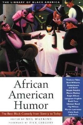 African American Humor als Taschenbuch